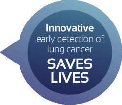 Innovative early detection of lung cancer Saves Lives